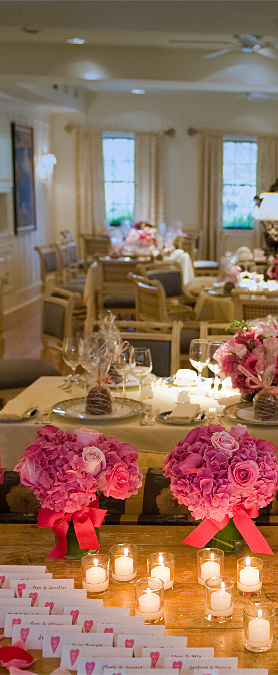 Destination Weddings at TOPPER'S at The Wauwinet, Nantucket
